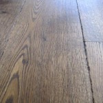 distressed oak black