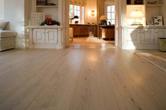 Wide Oak Boards