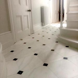 Bianco Asiano checker